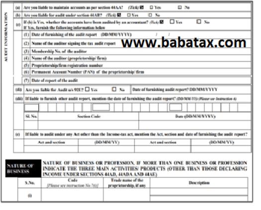 efiling income tax