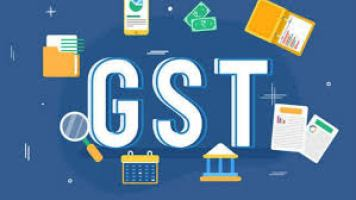 accounting entries in gst