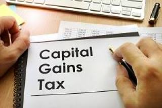 capital gain income tax