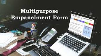 Multipurpose Empanelment Form