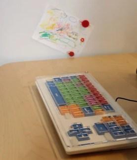 Kinder toetsenbord