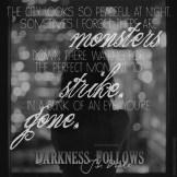 Darkness Follows Teaser #4 - #RentasticReads #BabblingChatterReads