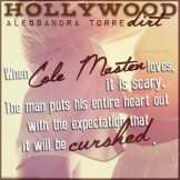 Hollywood Dirt Teaser #7 - #RentasticReads #BabblingChatterReads