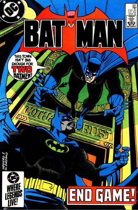 Batman 381 Batman Captured And Unmasked On Live Tv