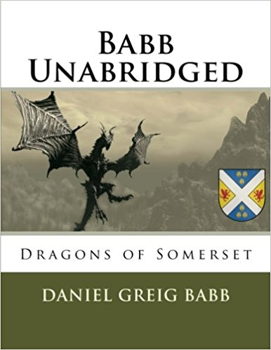 Vol 09-Dragons of Somerset - Book Cover