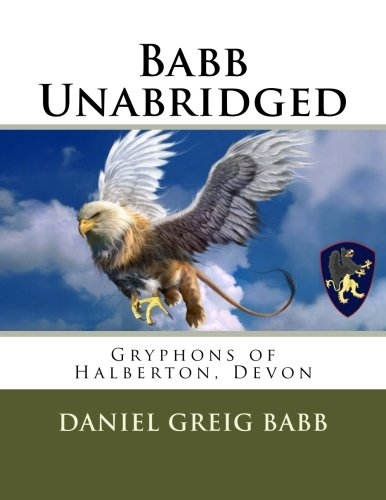 Vol 12-Gryphons of Halberton, Devon Cover