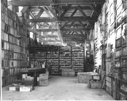 Babb Parts Storage