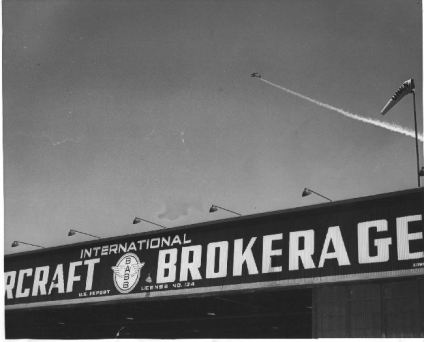 Charles Harding Babb Brokerage Sign