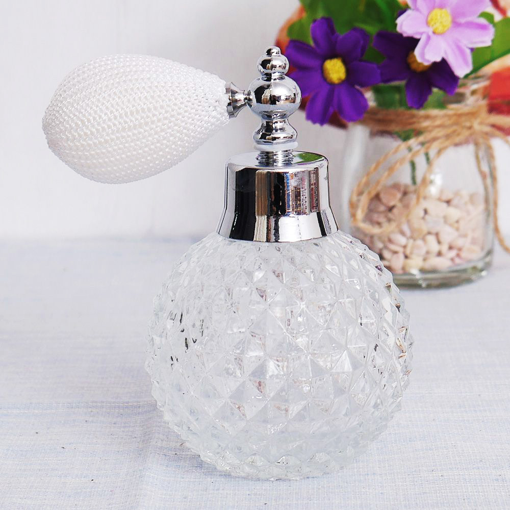 Vintage Refillable Perfume Bottle 4