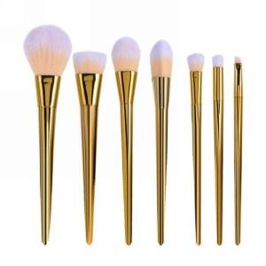 7pcs Makeup Brushes Set Powder Foundation Eyeshadow Eyeliner Lip Brush Tool 1