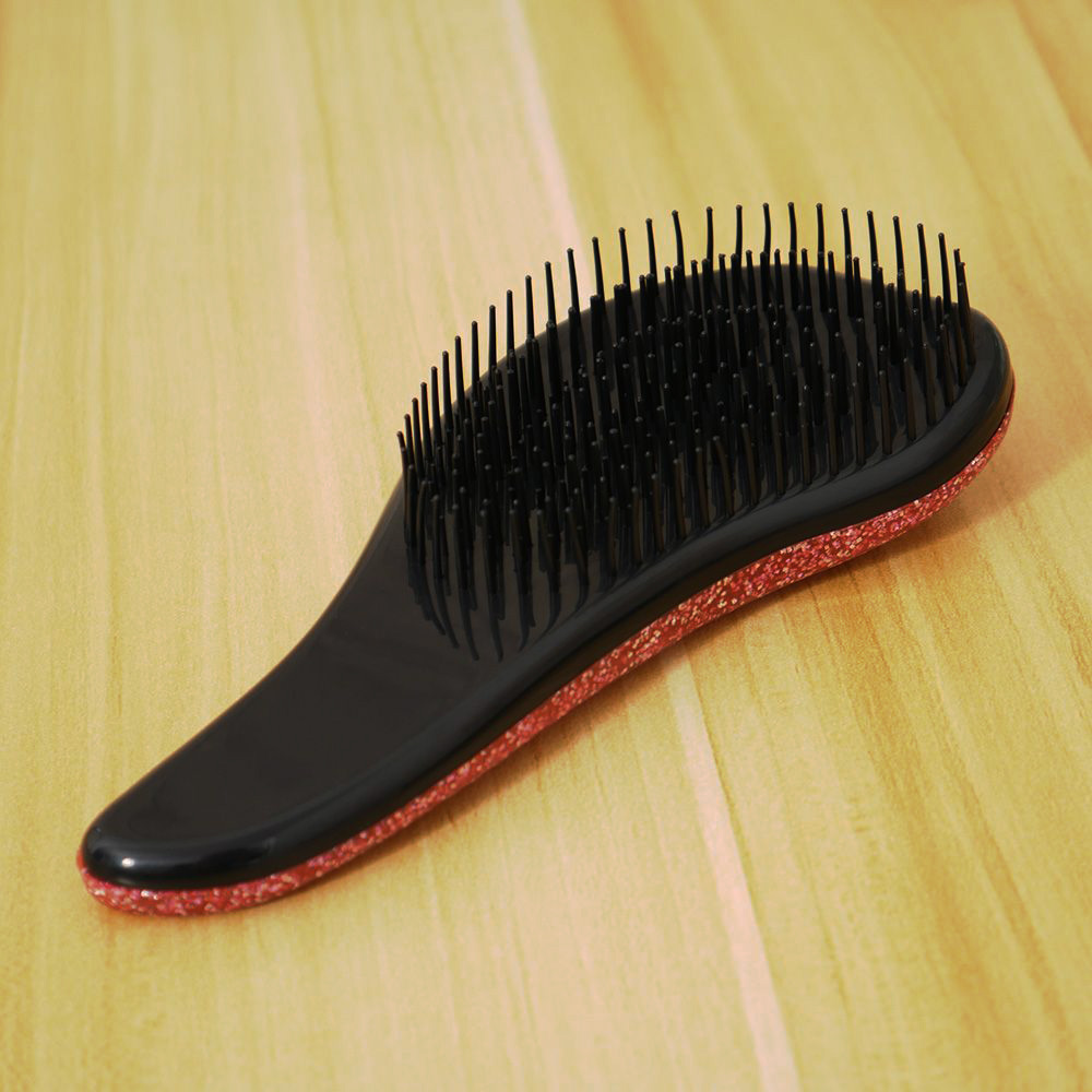 Magic Handle Tangle Detangling Comb Shower Hair Brush detangler Salon Styling Tamer exquite cute useful Tool 3