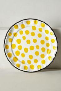 Dot Pop Dinner Plate