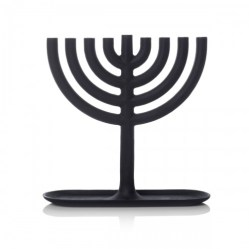 Cast Iron Menorah