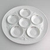 Bernardaud Louvre Seder Plate