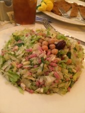 La Scala Chopped Salad