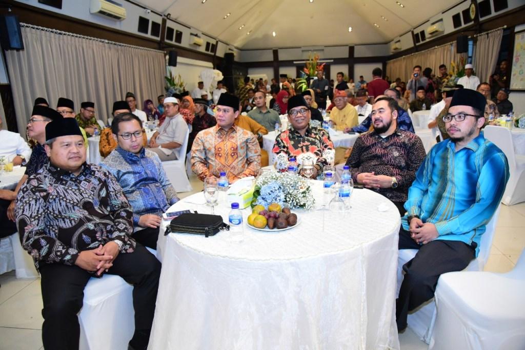 Silaturahim Syawal DPP LDII yang Menyatukan Elemen Bangsa