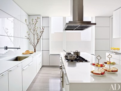 before after amazing kitchen makeovers huffpost regarding modern kitchen cabinets