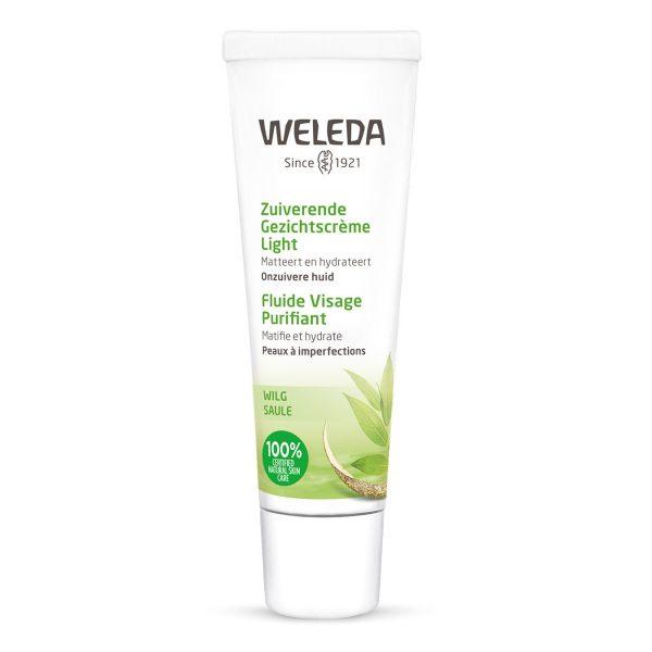 fluide visage purifiant peaux mixtes grasses