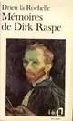 Mémoires de Dirk Raspe