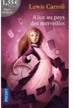 Livres Couvertures de Alice Au Pays Des Merveilles