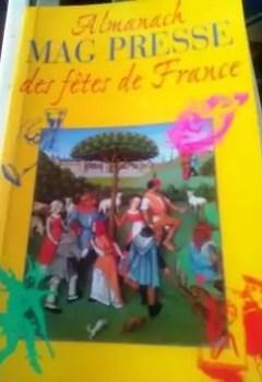 Livres Couvertures de Almanach Des Fêtes De France