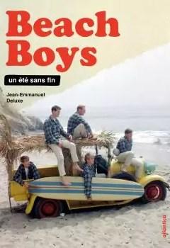 Livres Couvertures de Beach Boys Un été Sans Fin