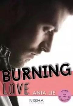 Livres Couvertures de Burning Love