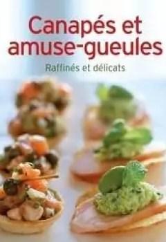 Canapés Et Amuse Gueules
