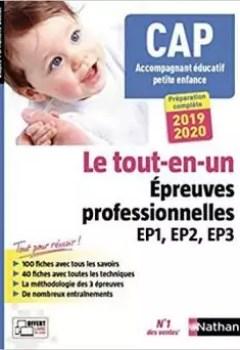 Livres Couvertures de Cap Accompagnant Éducatif Petite Enfance