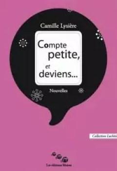 Livres Couvertures de Compte Petite, Et Deviens...
