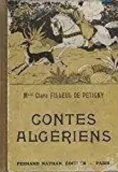 Livres Couvertures de Contes Algériens