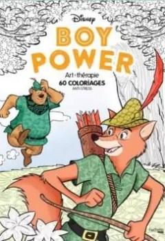 Livres Couvertures de Disney Boy Power