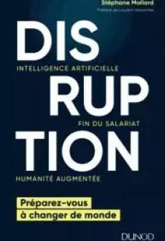 Livres Couvertures de Disruption