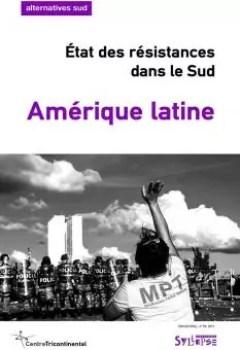 Livres Couvertures de Etat Des Résistances En Amérique Latine