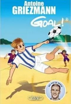 Livres Couvertures de Goal, Tome 4