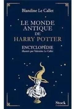 Livres Couvertures de Le Monde Antique De Harry Potter