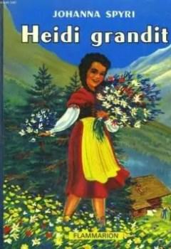 Livres Couvertures de Heidi Grandit