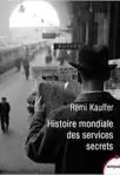 Livres Couvertures de Histoire Mondiale Des Services Secrets