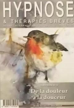 Livres Couvertures de Hypnose & Thérapies Brèves Hors Série N°12