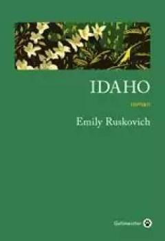 Livres Couvertures de Idaho