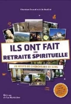 Livres Couvertures de Ils Ont Fait Une Retraite Spirituelle