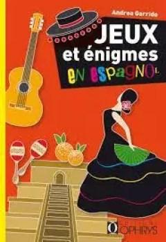 Livres Couvertures de Jeux Et énigmes En Espagnol