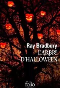 Livres Couvertures de L'Arbre D'Halloween