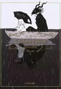 Livres Couvertures de L'Enfant Et Le Maudit, Tome 5