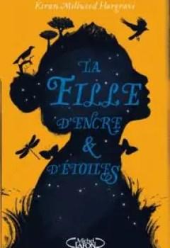 Livres Couvertures de La Fille D'encre Et D'étoiles