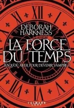 Livres Couvertures de Le Livre Perdu Des Sortilèges, Tome 4 : La Force Du Temps