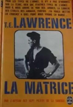 Livres Couvertures de La Matrice