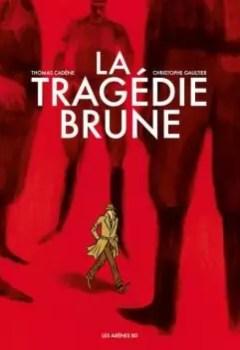 Livres Couvertures de La Tragédie Brune