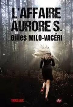 Télécharger L'Affaire Aurore S. PDF Gratuit