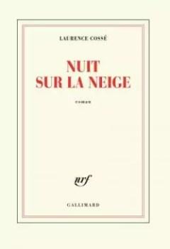 Livres Couvertures de Nuit Sur La Neige